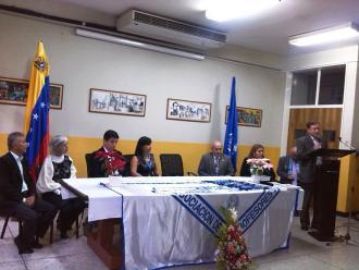 Representantes de APULA Táchira  y autoridades universitarias